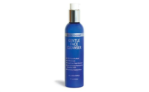 skin care products glyderm