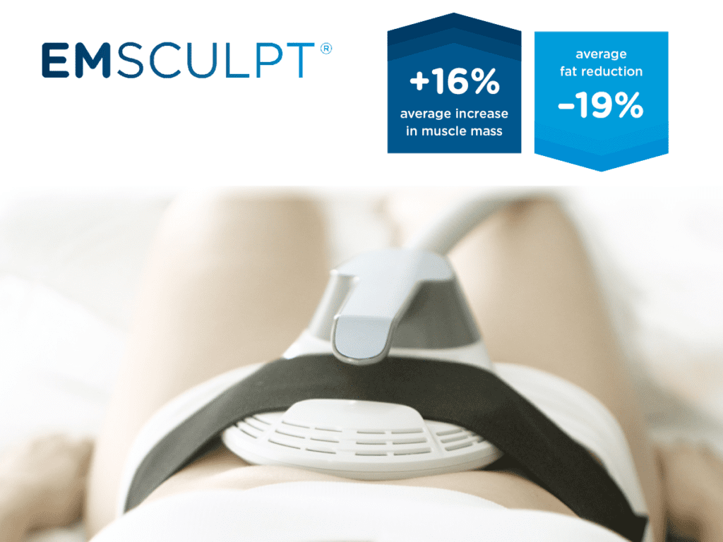 Emsculpt vs coolsculpt, see the Emsculpt difference!