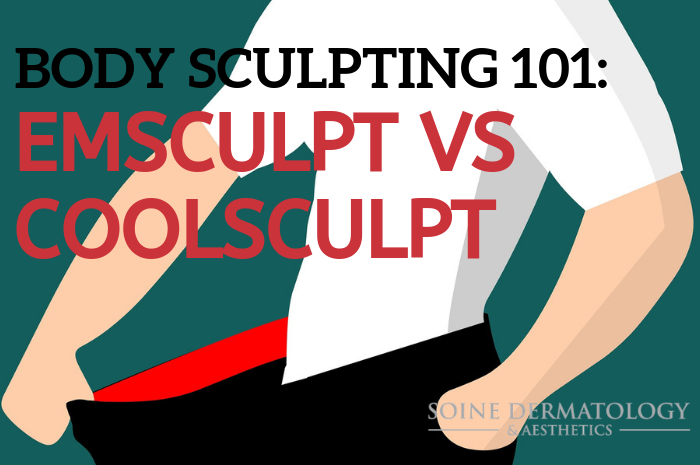 Emsculpt vs CoolSculpt: What's the Difference?